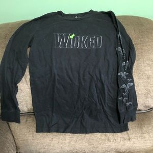 Wicked the Musical Shirt Size XS
